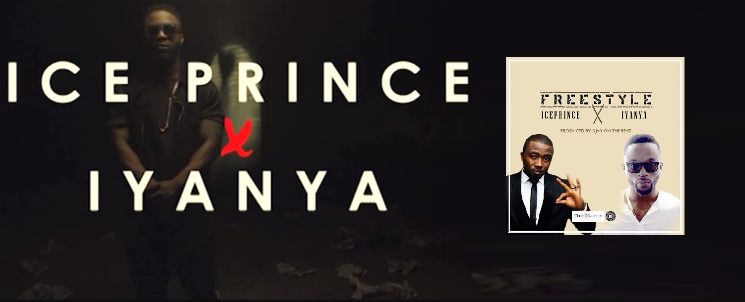 Iyanya Ice Prince Freestyle