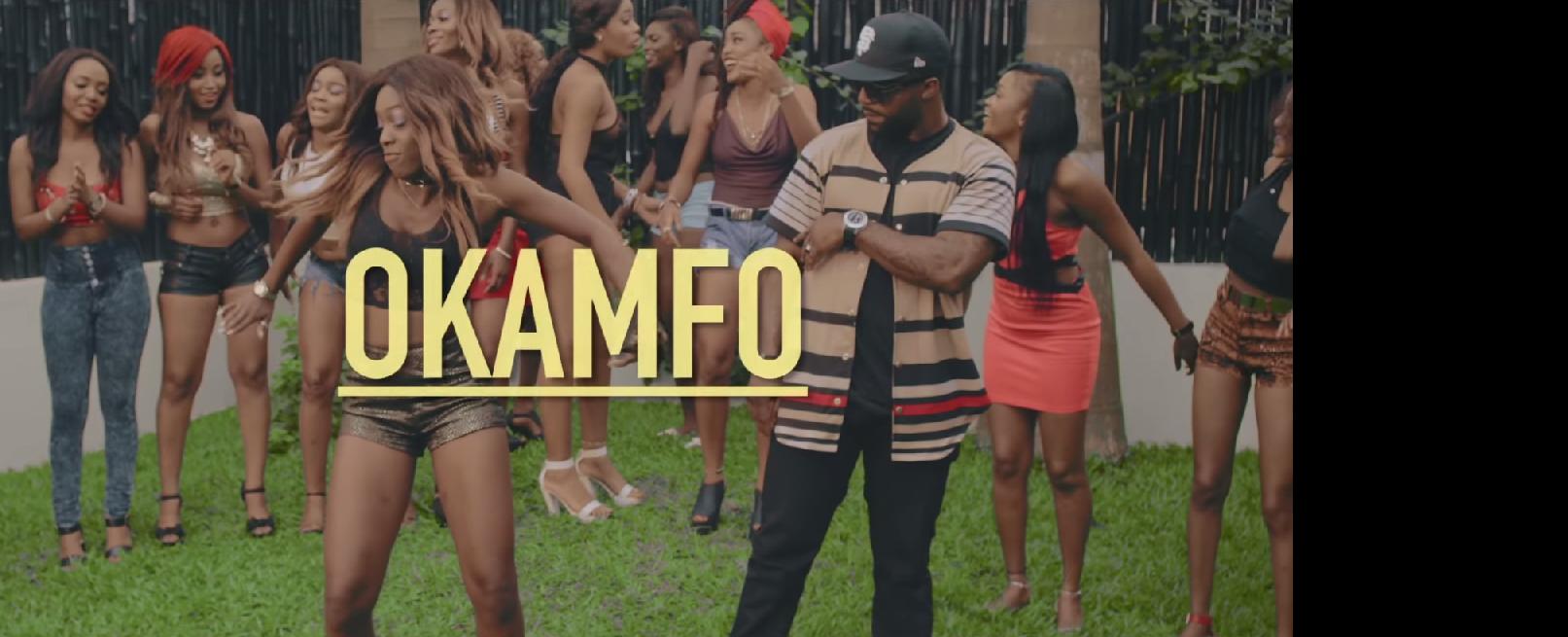 Iyanya Lil Kesh Okamfo Video