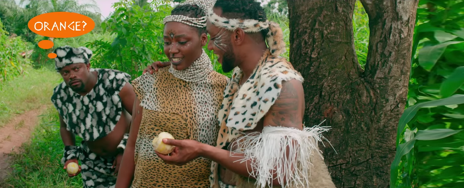 Kcee Agbomma Video