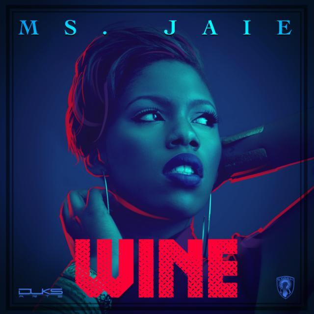 Ms JAIE WINE POSTER