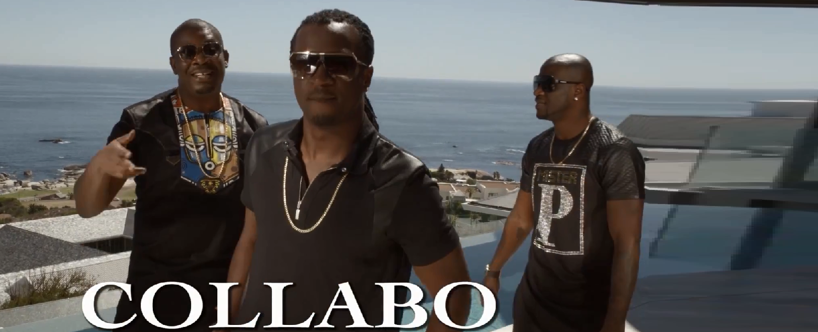 P-Square Collabo Video