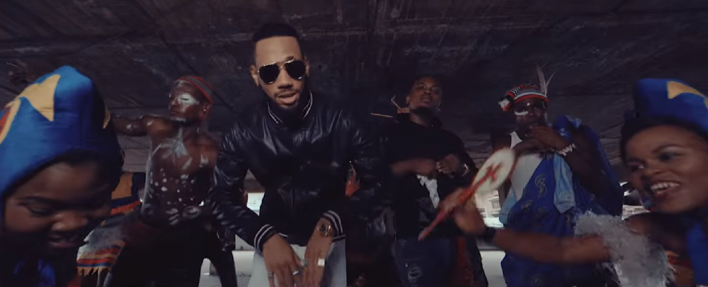 Phyno Olamide Fada Fada video