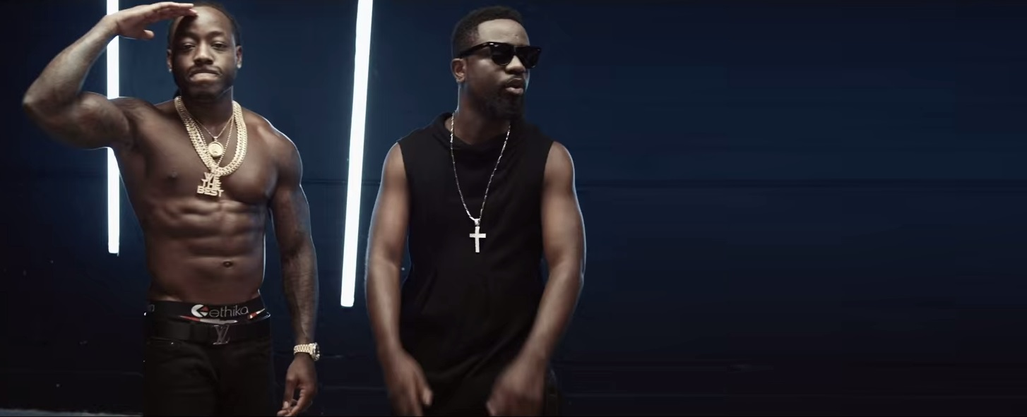 Sarkodie Ace Hood New Guy Video