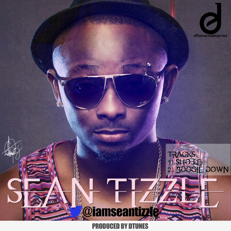 Sean Tizzle Cover Artwork