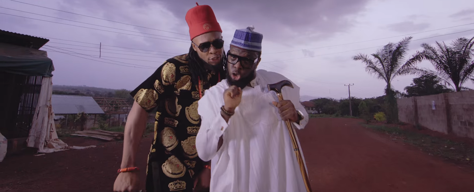 Timaya Flavour Money video