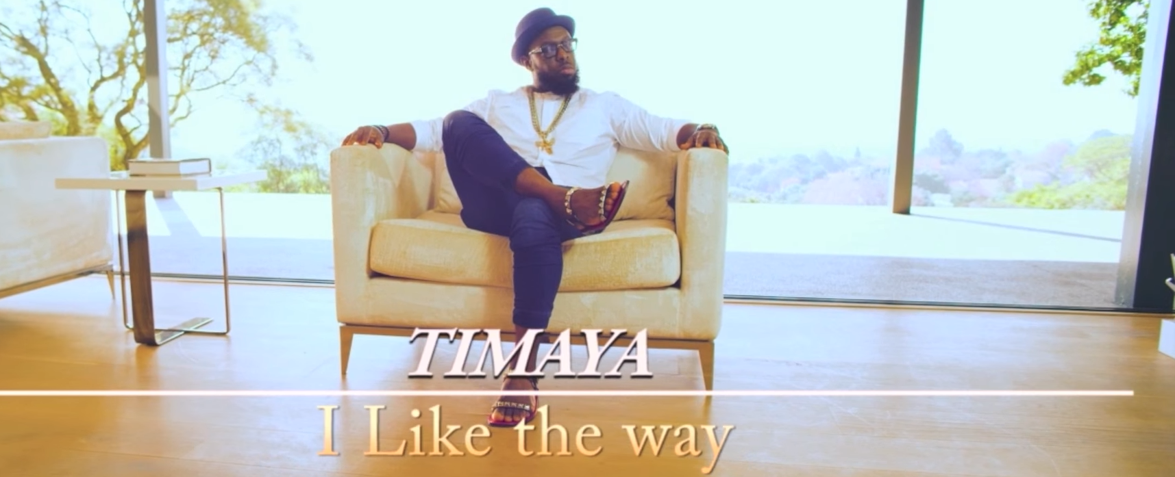Timaya I Like The Way video
