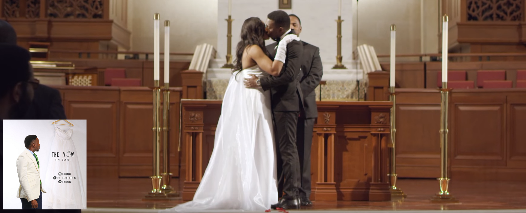 Timi Dakolo The Vow Video