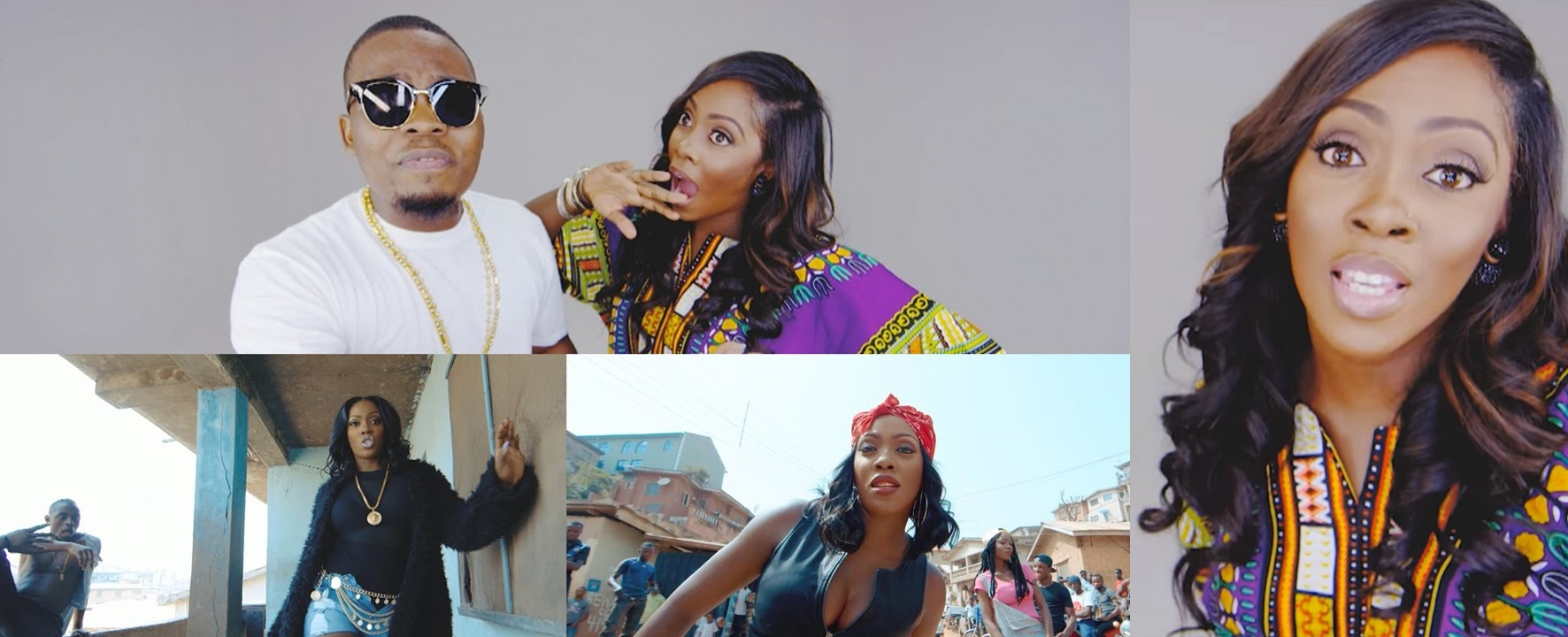Tiwa Savage Olamide Standing Ovation video