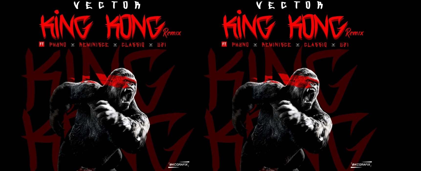Vector King Kong Remix