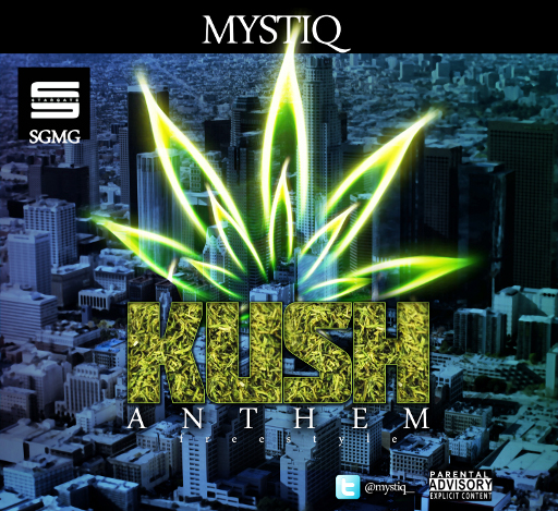 WEED ANTHEM CD COVER