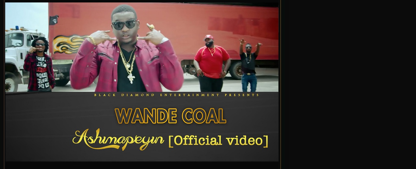 Wande Coal Ashimapeyin Video