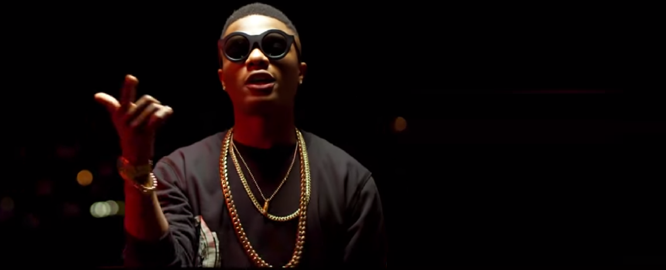 Wizkid Expensive $hit Video