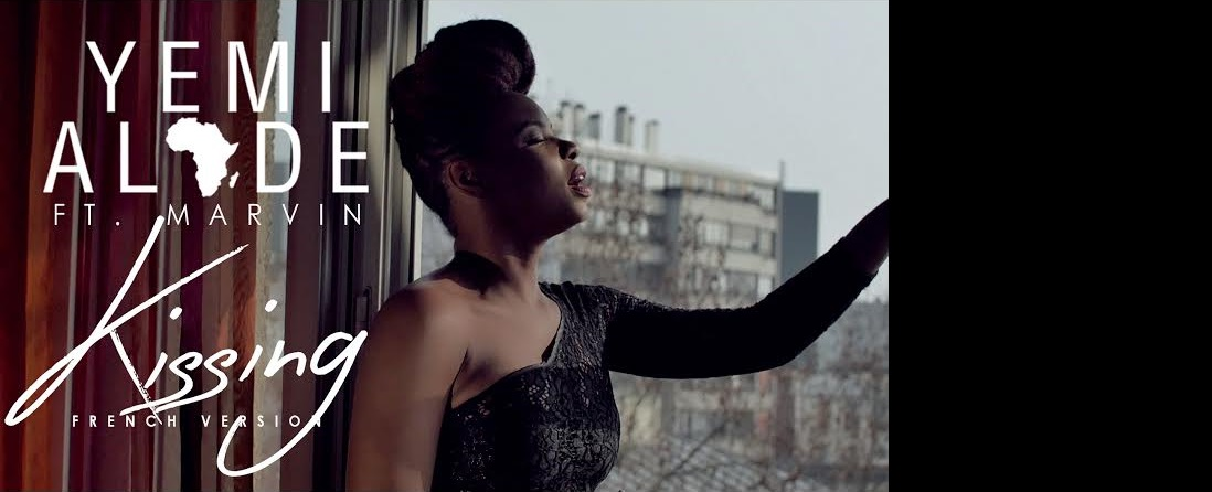 Yemi Alade Kissing Remix Video