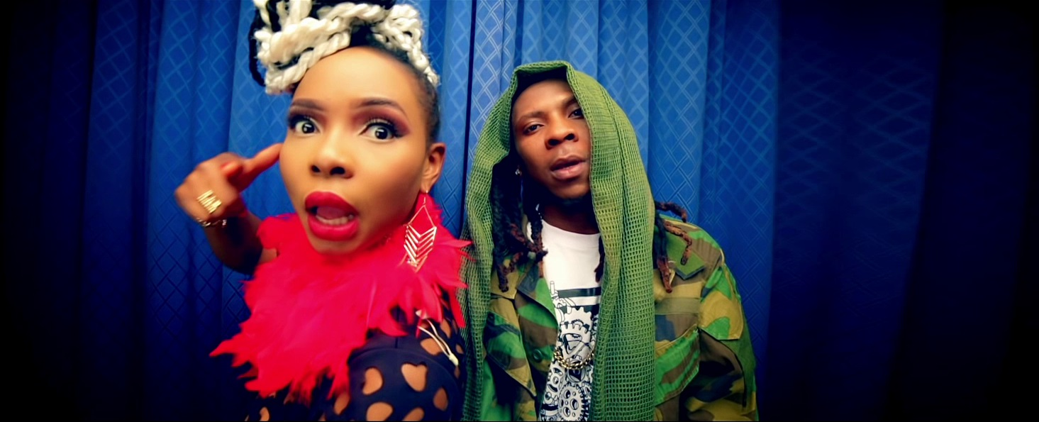 Yemi Alade R2bees Pose Video