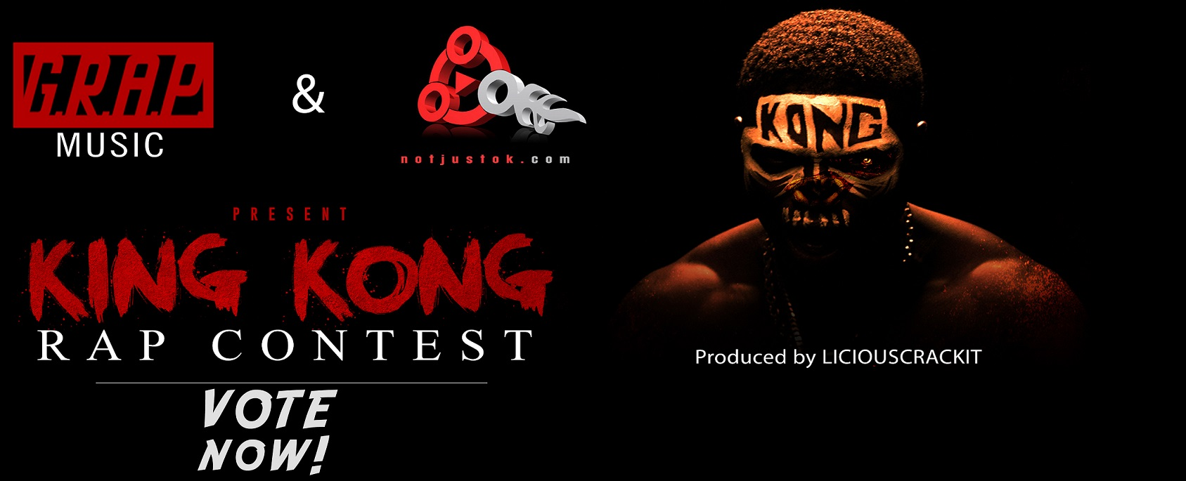 King Kong Remix Competition