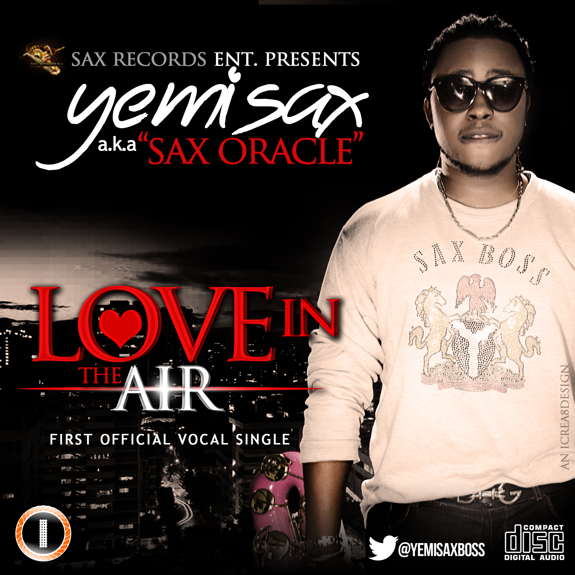 yemi sax - love is in the air