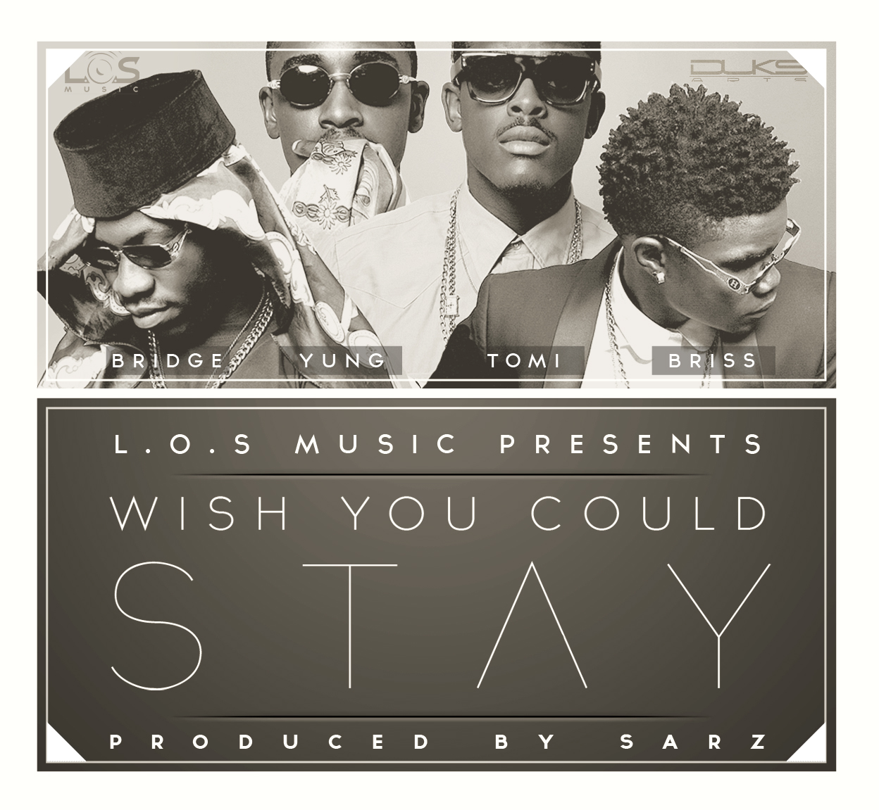 L.O.S Wish You Could Stay Artwork