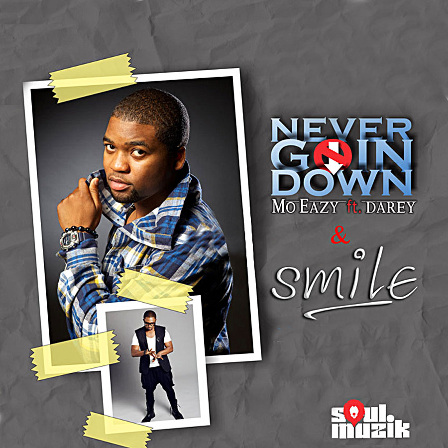 Mo Eazy Never Going Down Smile Art