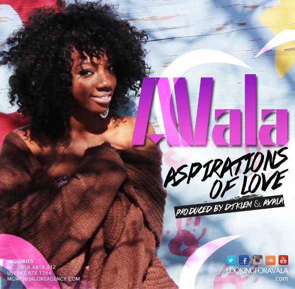 avala - aspirations of love cover (digi promo)