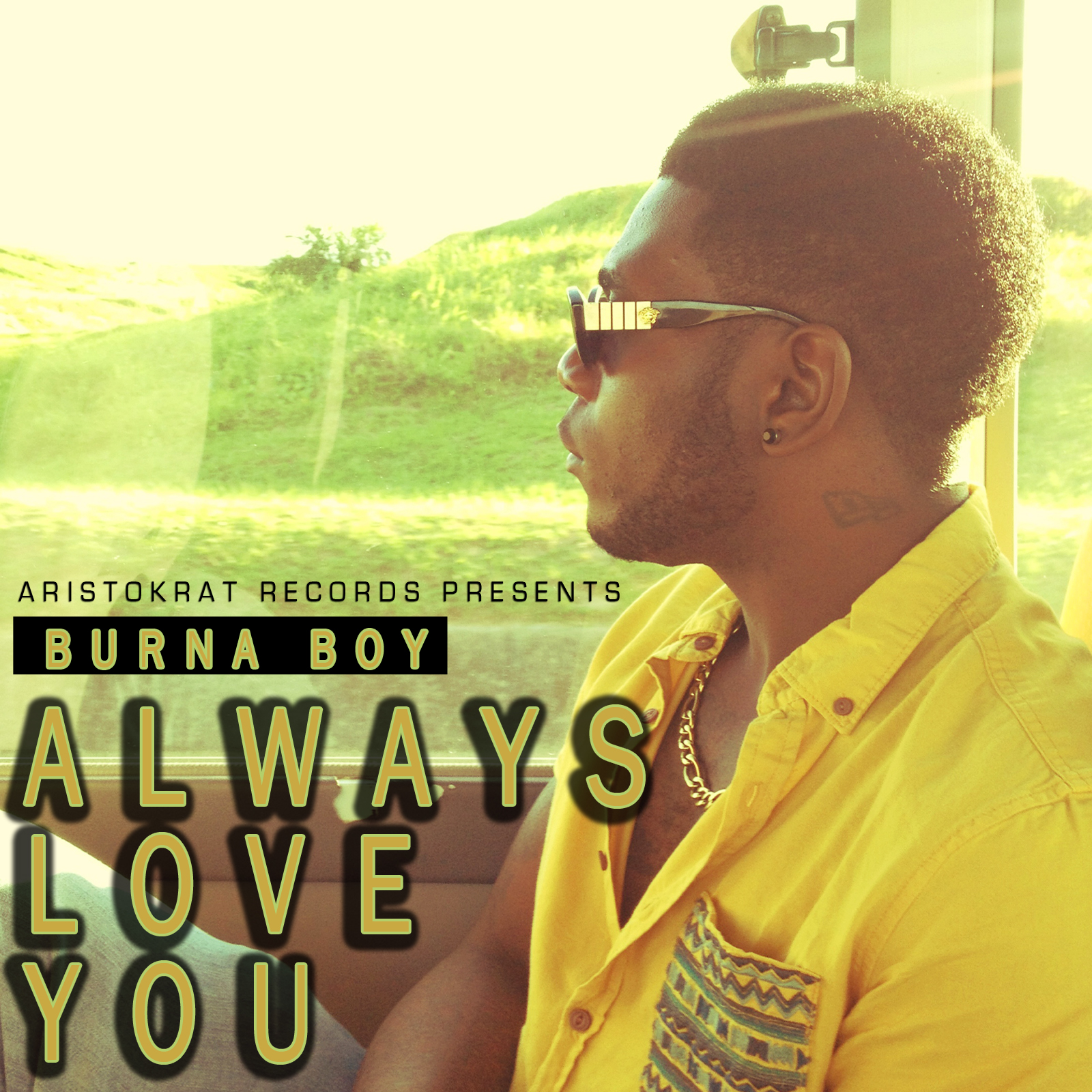 Burna Boy Always Love You Art