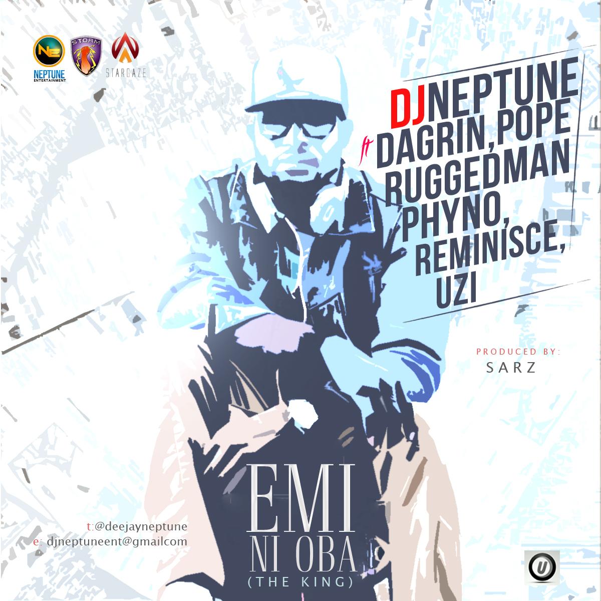 DJ Neptune Emi Ni Art