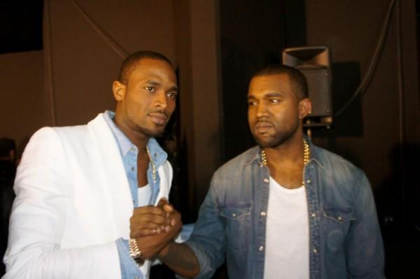 D'banj Kanye 2