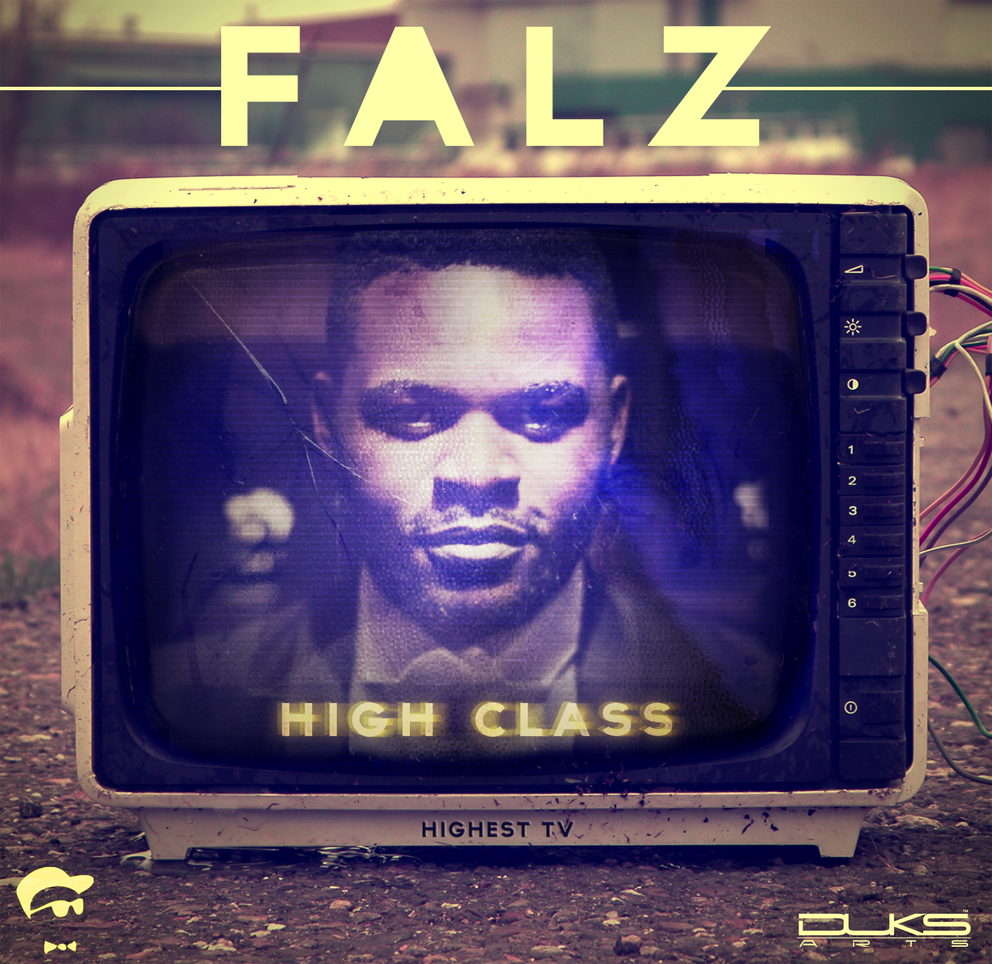 Falz High Class Artwork - Falz-High-Class-Artwork