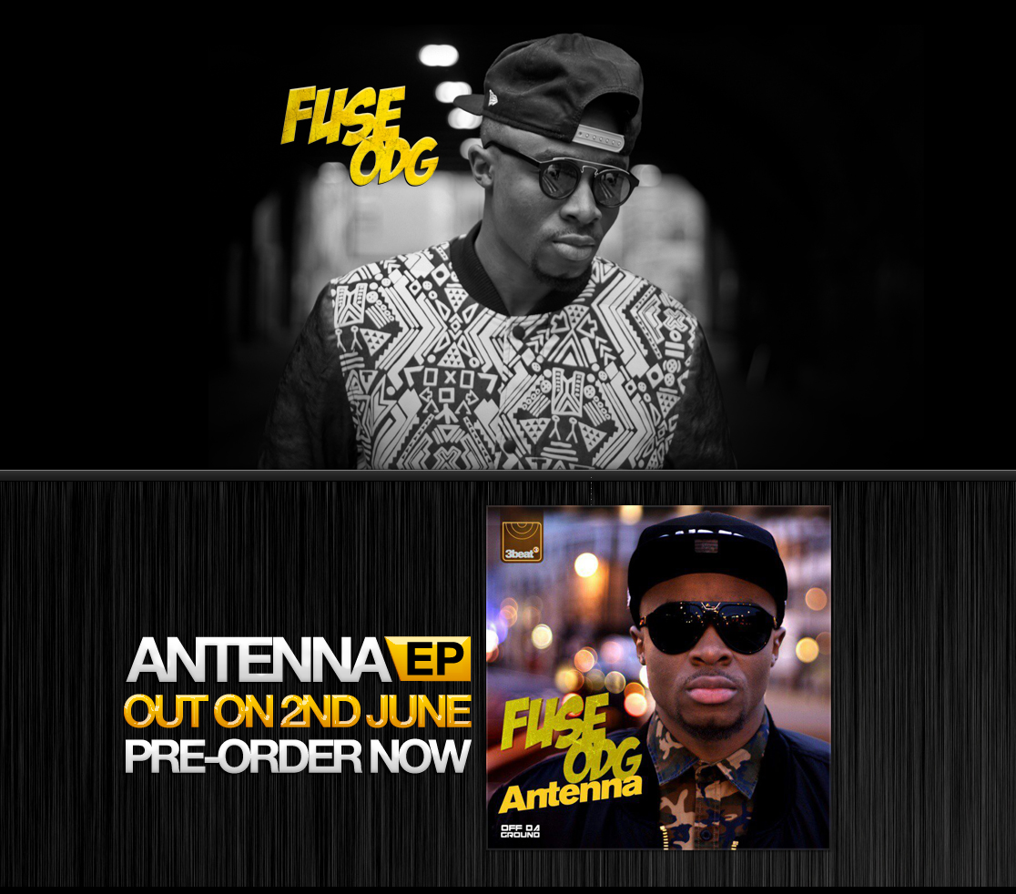 Fuse ODG Official art