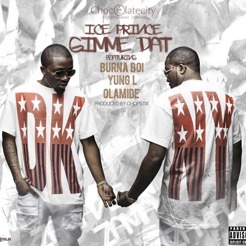 Ice Prince Gimme Dat Art