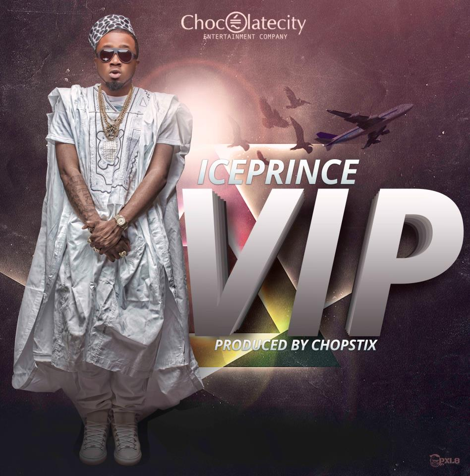 Ice Prince VIP Art