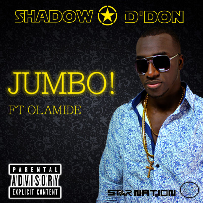 Shadow D'Don Jumbo Art
