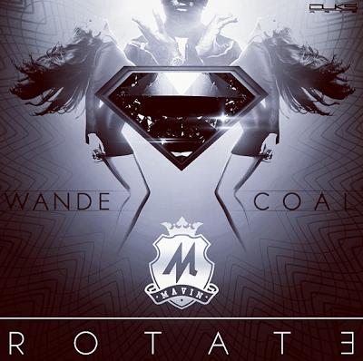 Wande Coal Rotate Art