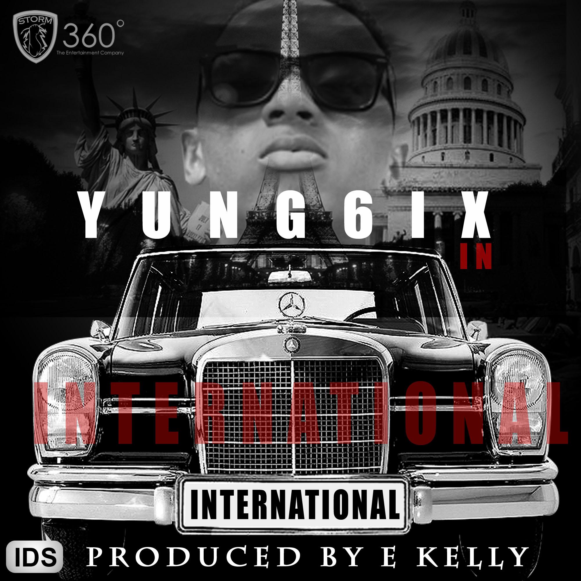 Yung6ix International art