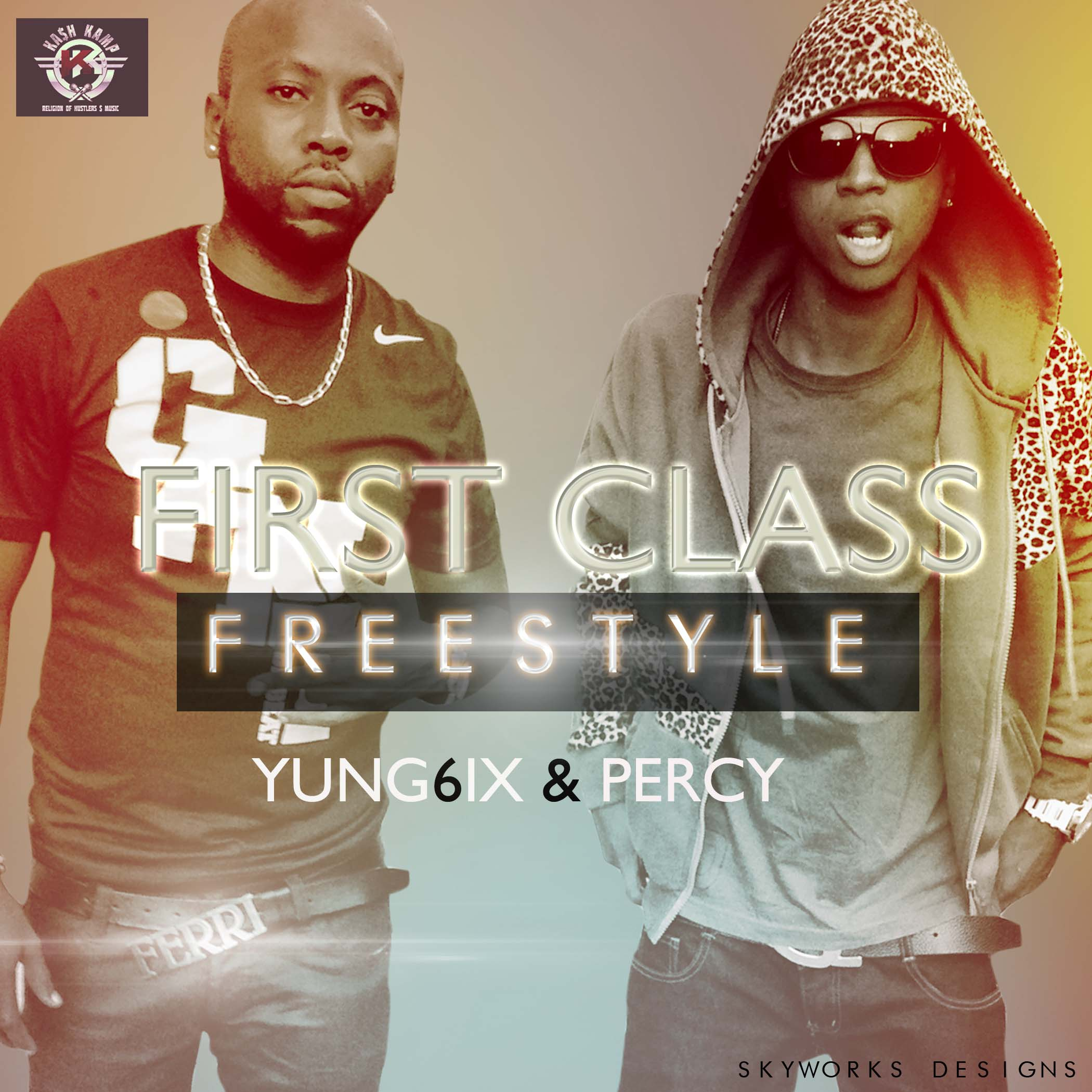 Yung6ix Percy first class freestyle
