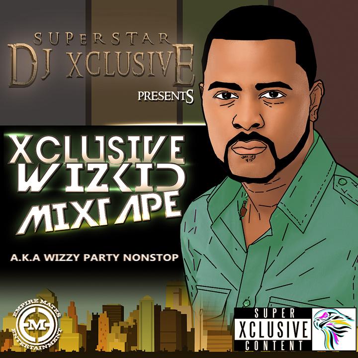 DJ Xclusive AlbumArtFront