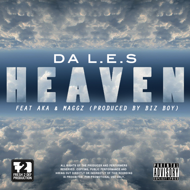 Da Les Heaven-Cover-2