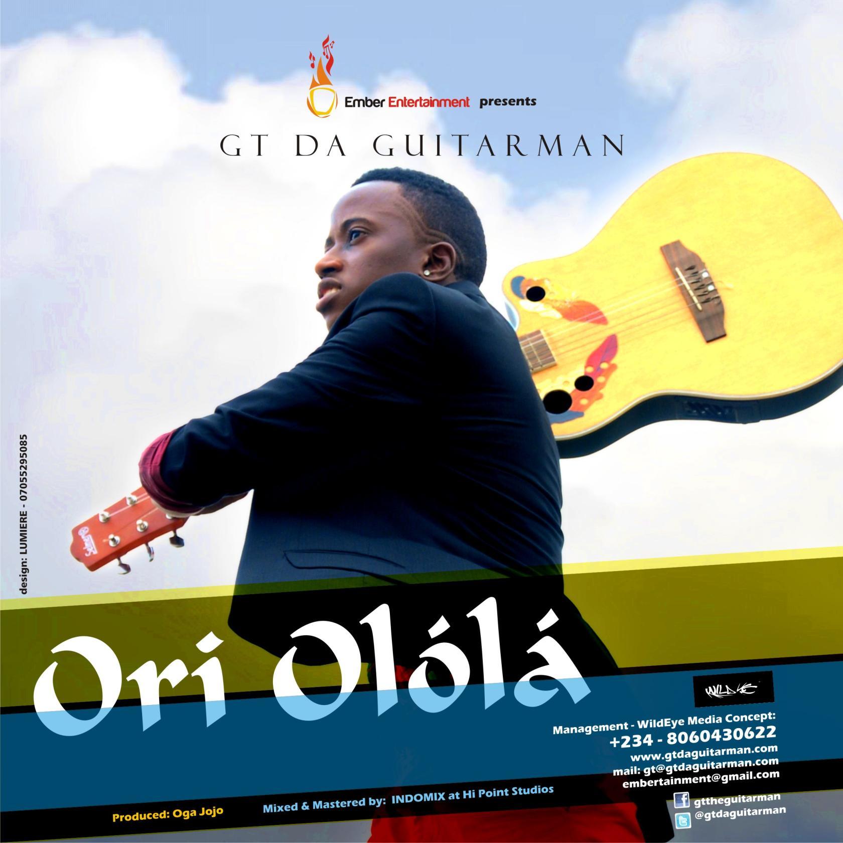 GT Guitarman ori-olola