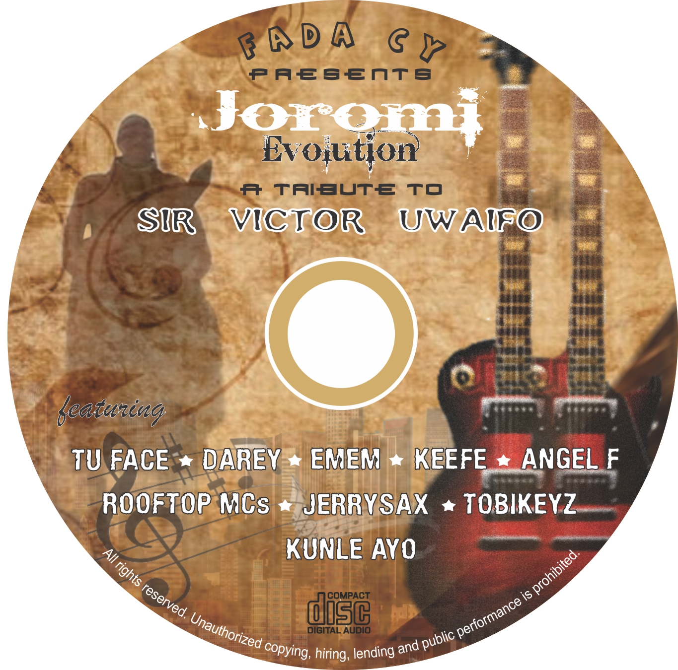 Joromi CD (Main)
