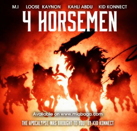 M.I 4 Horse Art