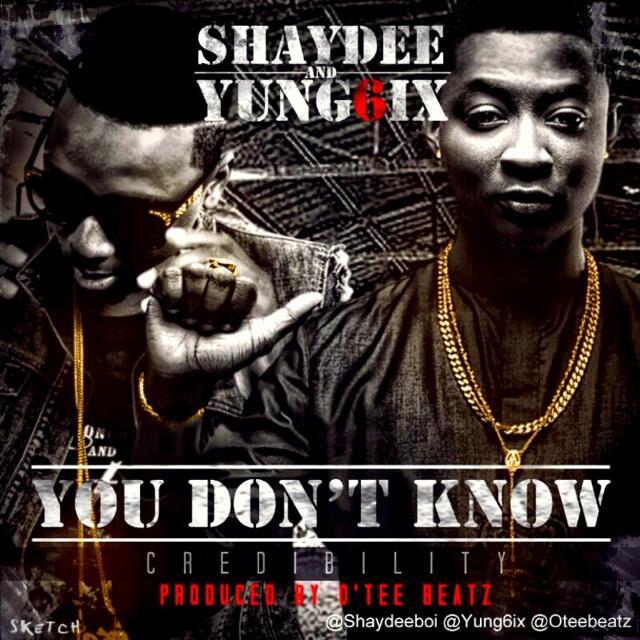 Shaydee Yung6ix Art
