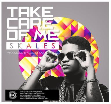 Skales Take Care of Me Art