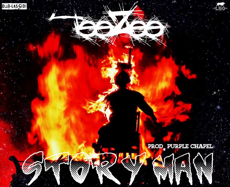 TeeZee Story Man Art