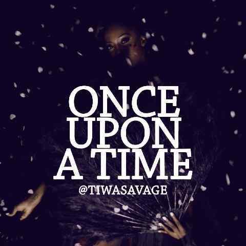 Tiwa Savage Once Upon A Time Art 1
