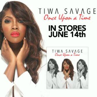 Tiwa Savage pic June