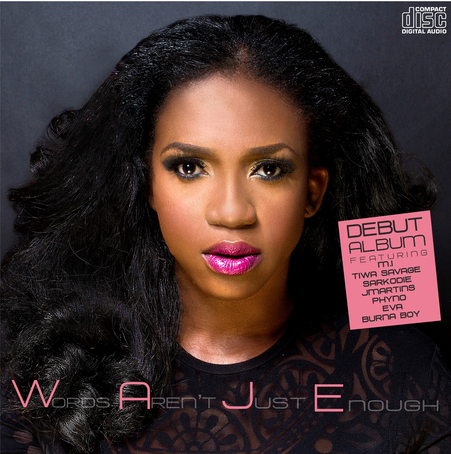 WAJE Albumart front