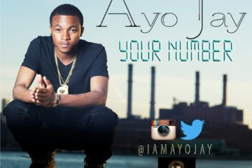 "Ayo Jay's Single ""Your Number""  Now An American RIAA Certified Gold Record"