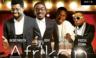 African Comedy Kingz Art feat