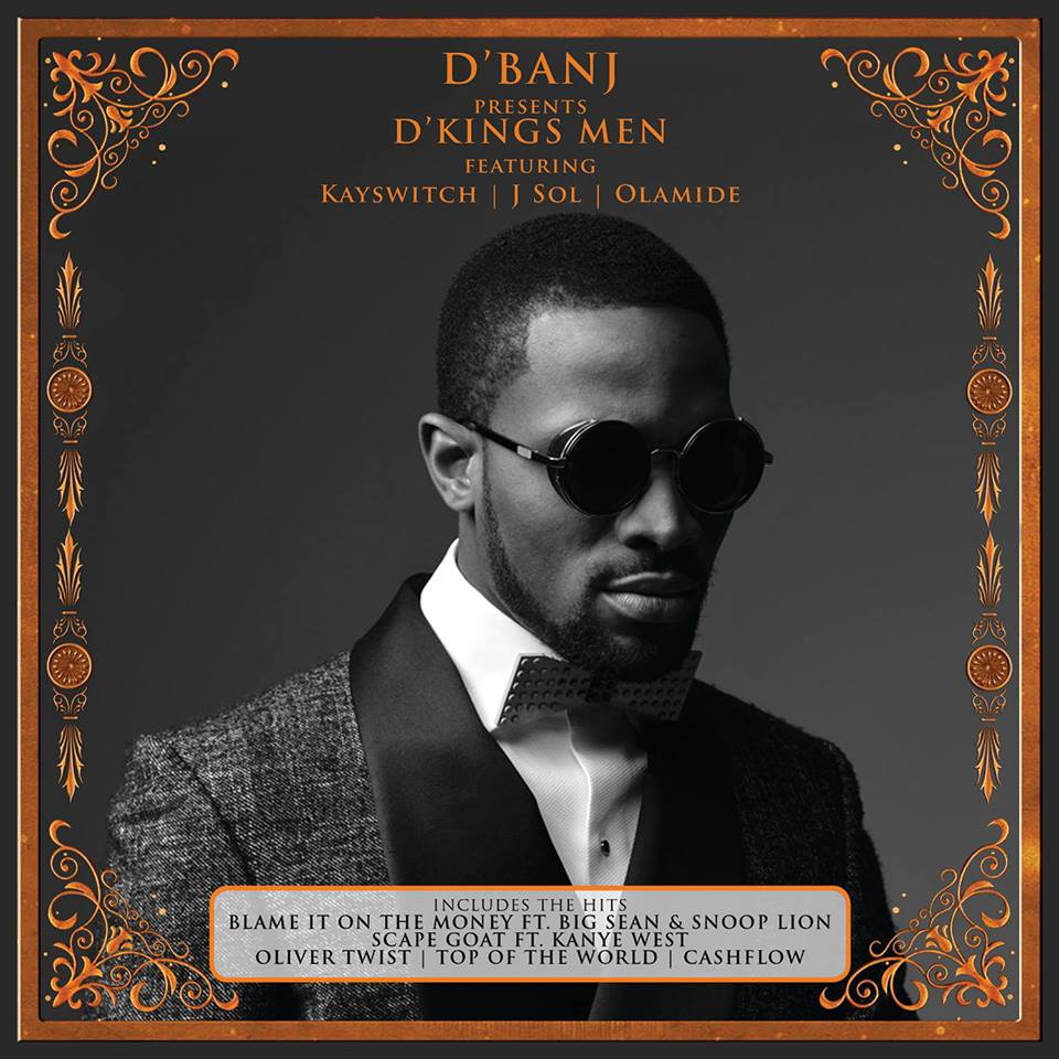 D'Banj Official Art