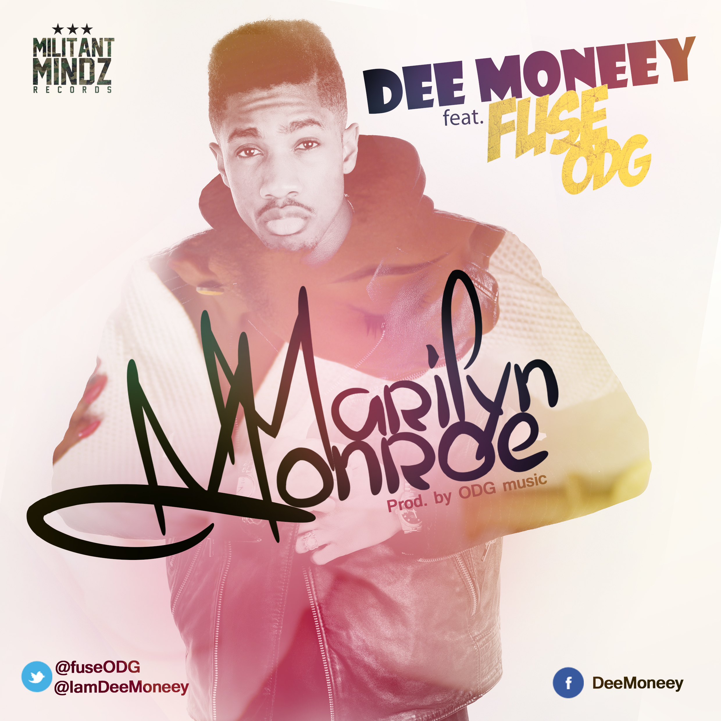 Dee Moneey Cover