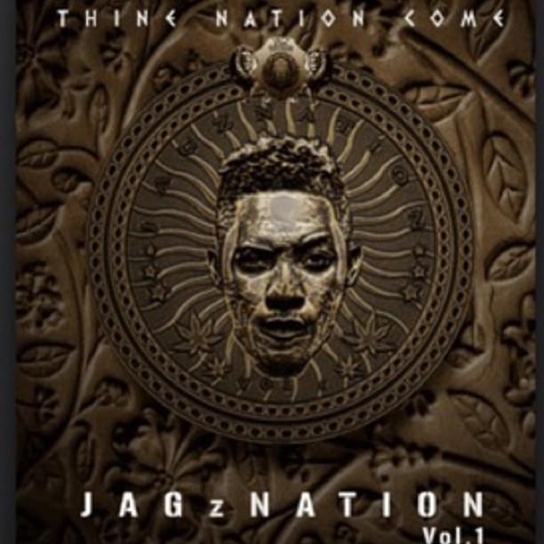 Jesse Jagz Jagznation vol 1 album